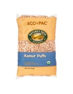 Puffed kamut Cereals