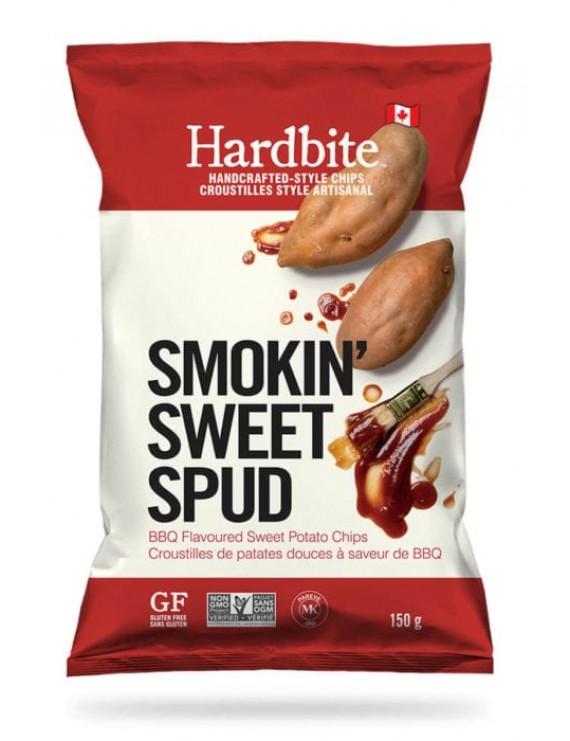 Sweet potato chips BBQ