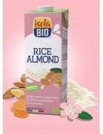 Rice almond beverage