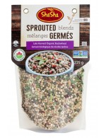 Sprouted blends organic buckwheat