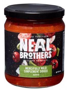 NB mercifully mild salsa