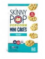 Skinny pop mini cakes sea salt