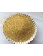 Golden cane sugar