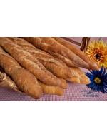 Baguettes de pain (3) CONGELÉES