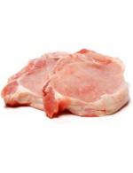 Côtelette de porc avec os (Porcs en liberté)