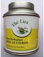 Organic Lemon Zing Maté