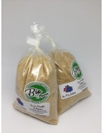 Organic maple sugar