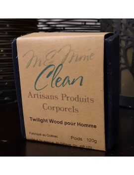 Soap - Twilight wood (men)