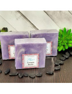 - Soap Lavender and basil