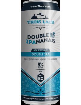 3 Lacs - Double IPAnanas - Double IPA Pineapple
