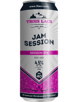 3 Lacs - Jam Session - Session IPA