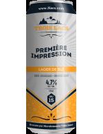 3 Lacs - Première impression - Lager