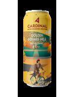 Golden Square Mile blonde ale - Cardinal Brewing