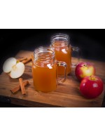 Organic apple juice unpasteurized