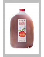 Organic apple juice unpasteurized 4L