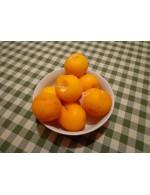 Tomatoes yellow frozen in bulk