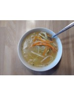 Asian type soup