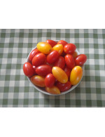Oval saladette tomatoes – organic