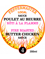 Peppermaster Local Butter Chicken Sauce #4