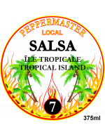 Peppermaster Local Tropical Island Salsa # 7