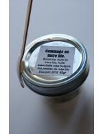 Organic sugar scrub and exfoliant