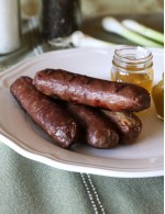 Honey Mustard BEEF Sausage