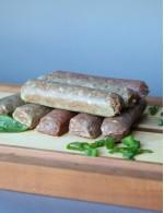 Buffalo BEEF sausage