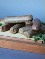 Maple Syrup BEEF Sausage