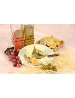 Montefino Semi-ripened Cheese Green Olives